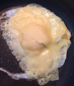 ovo com queijo