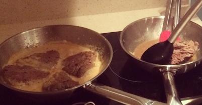 Filet - no molho