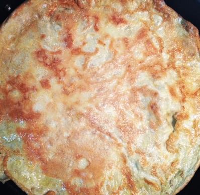 omelete virada
