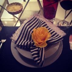 mesa com queijo