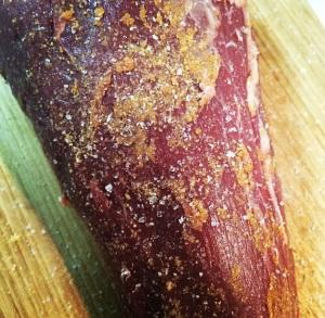 rosbife mostarda e sal