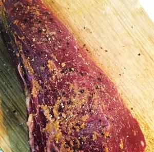 rosbife mostarda sal e pimenta