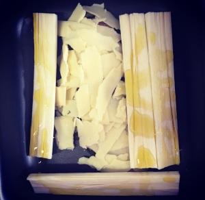 frango com queijo e palmito