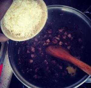 polvo - arroz