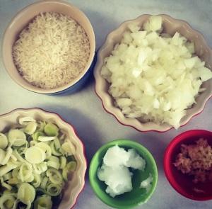 arroz - mise
